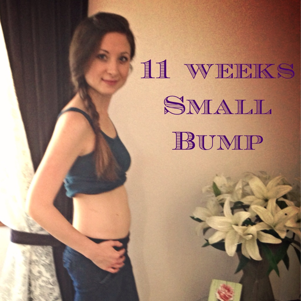 Pregnant after ivf baby due